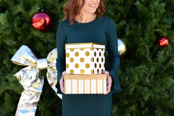Bell Sleeve Dress, Under $100 Holiday Dress
