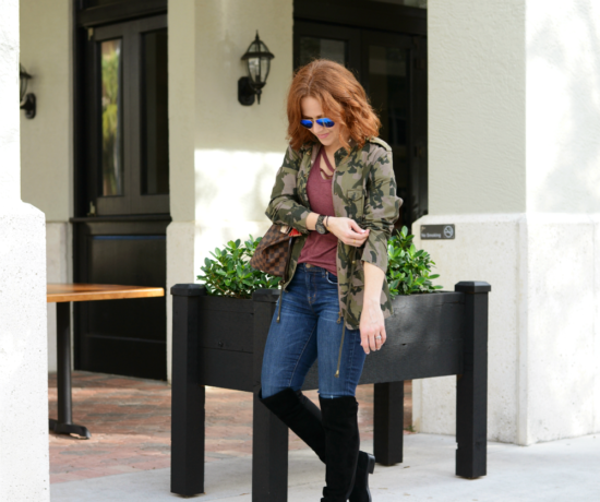 How to Wear Over The Boots in Warmer Climates
