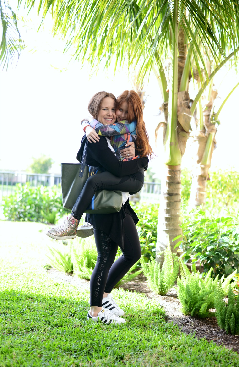 Mother Daughter style; click thru to see the entire look @themodernsavvy