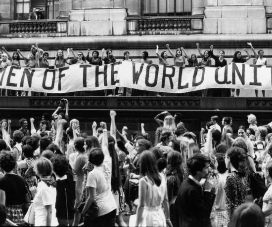 Women, let's be a united front