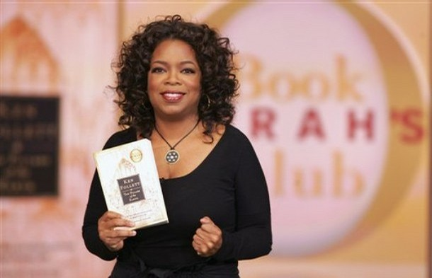 Alyson's Obsessions // A real girl's six favorite loves of the month, including the new podcast about Oprah!