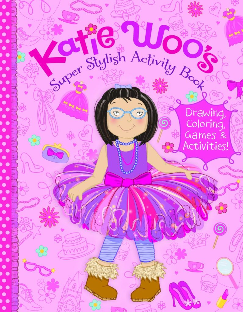 Katie Woo activity