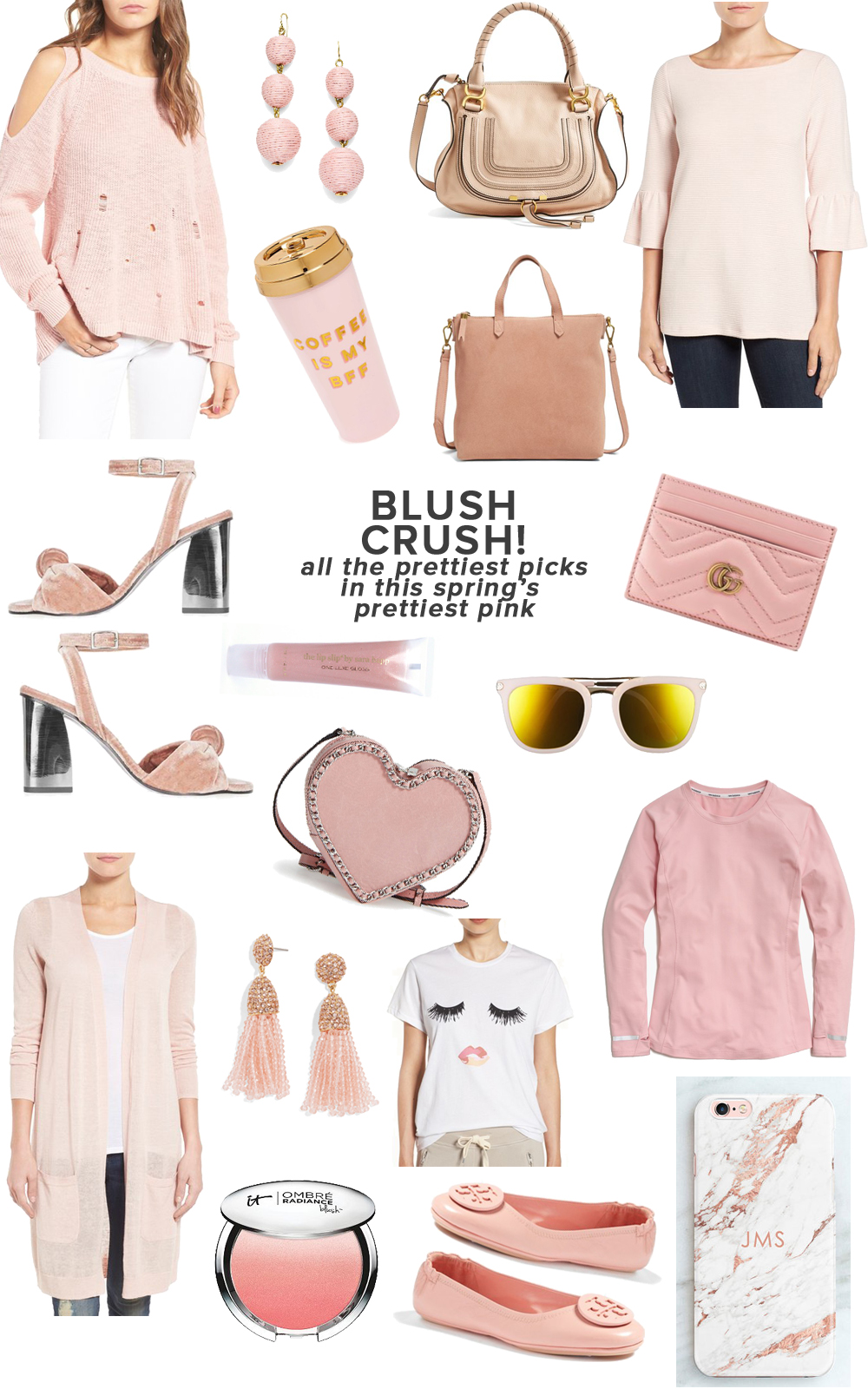 The prettiest blush pink finds for spring