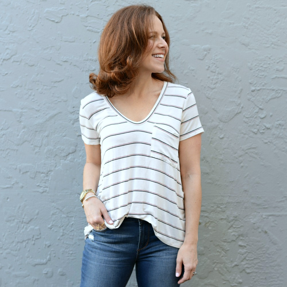 The Modern Savvy shares three tshirts you need in your closet now. Click thru to see the looks.The Modern Savvy shares three tshirts you need in your closet now. Click thru to see the looks.