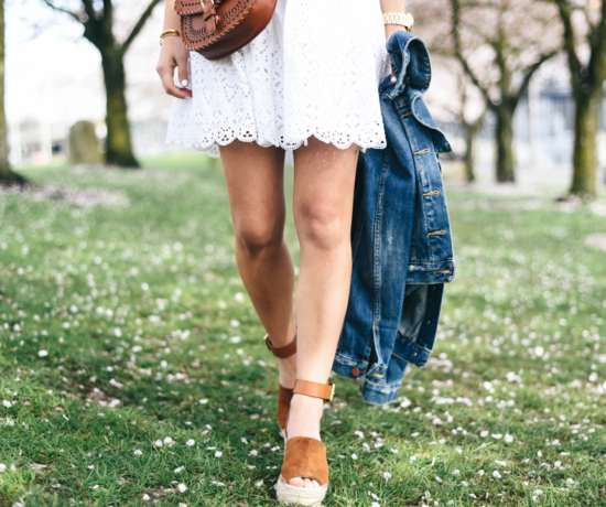 Marc Fisher Adalyn wedges, plus the best budget buys - The Espadrille Wedge featured by popular Florida fashion blogger, The Modern Savvy