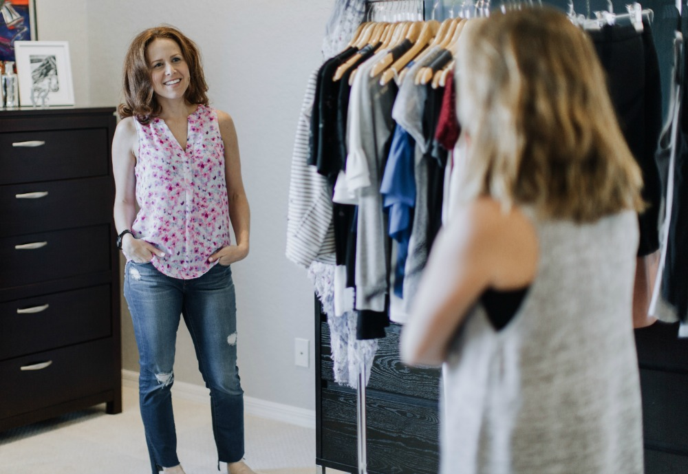 How to give yourself a closet refresh & maximize your wardrobe // The MOdern Savvy