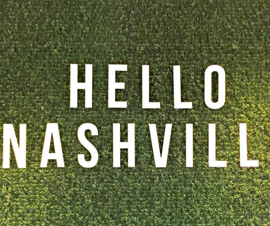 Nashville Signs// hat to Eat, See & Do in Nashville - Ultimate Girls Weekend in Nashville by popular Florida lifestyle blogger The Modern Savvy