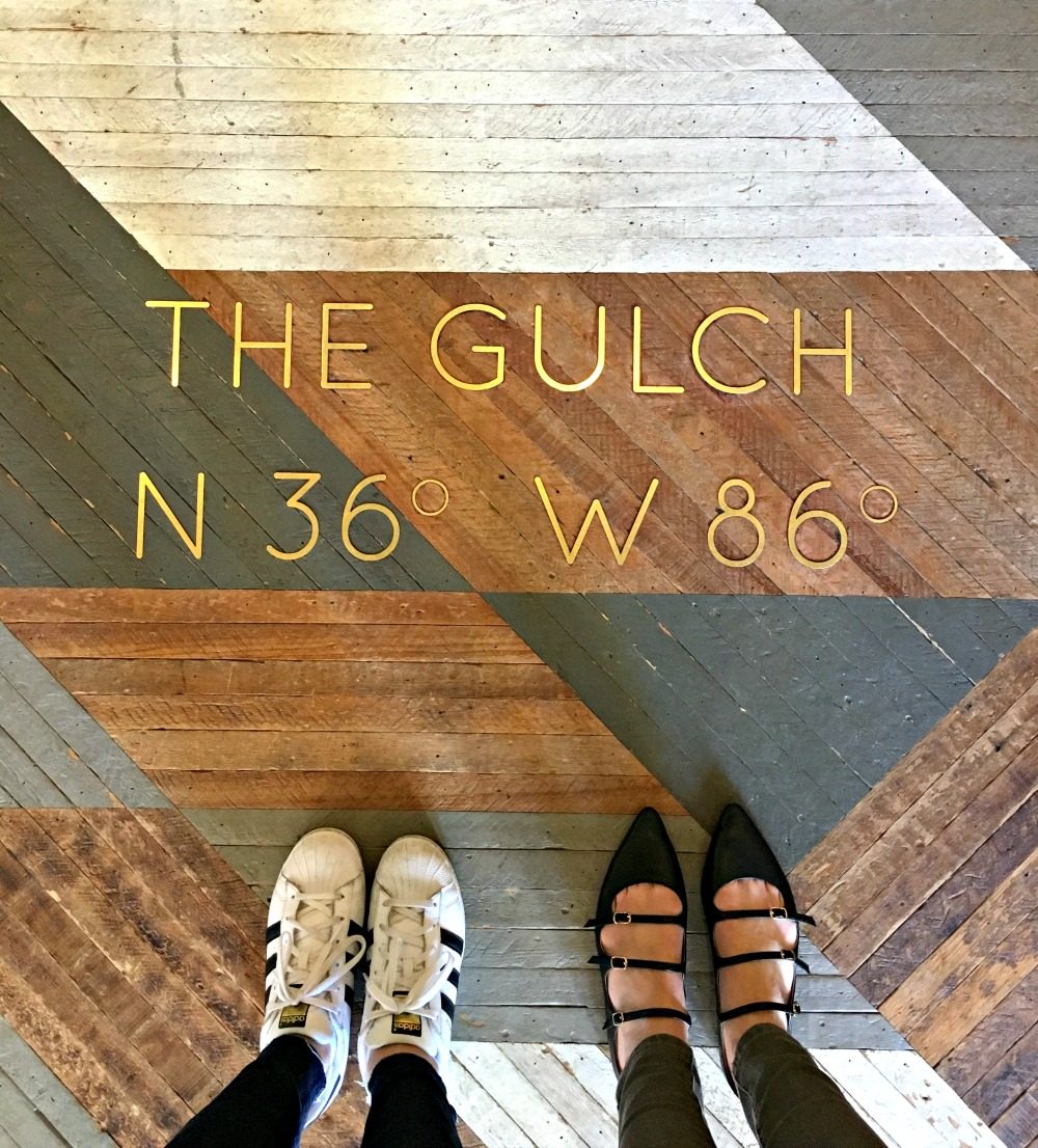The Gulch // hat to Eat, See & Do in Nashville