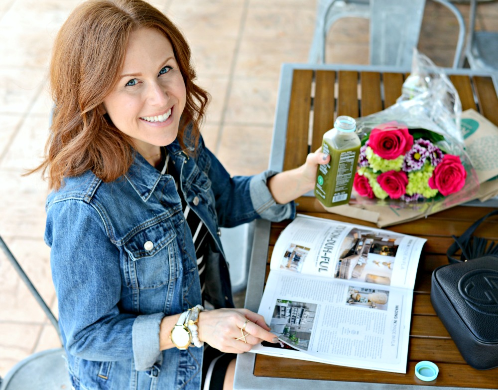 Alyson Seligman of The Modern Savvy