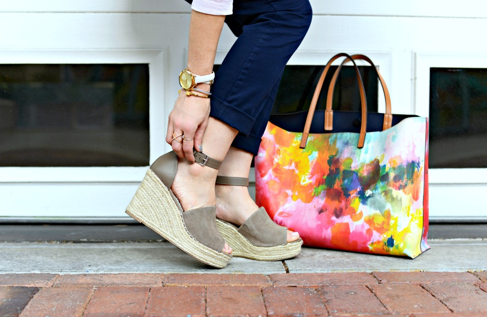 The must-have summer espadrilles (and under $60!) // the modern savvy