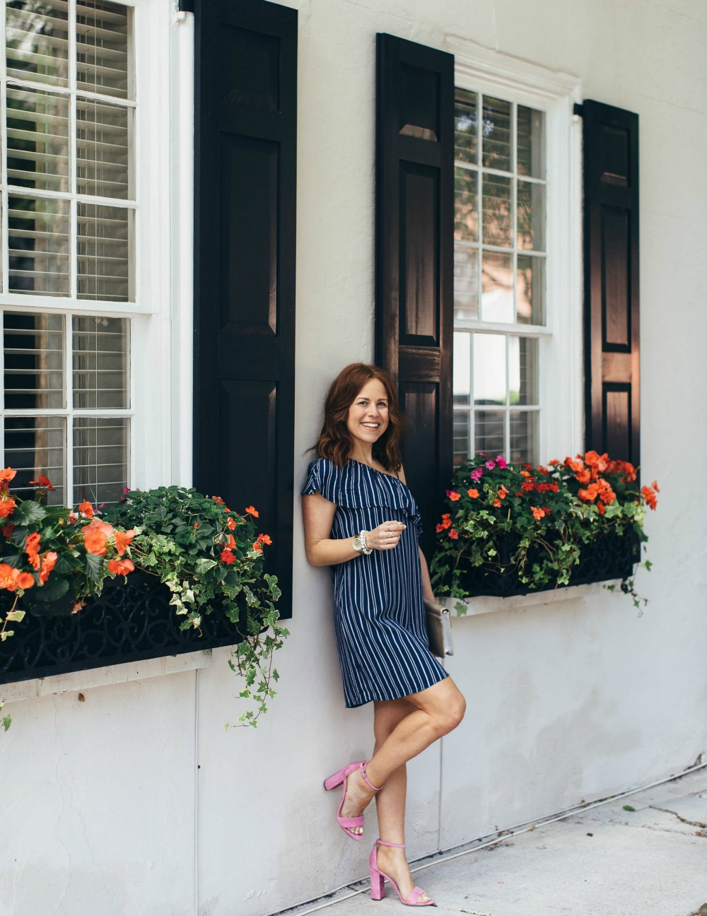 What to wear in Charleston // the modern savvy, a life & style blog