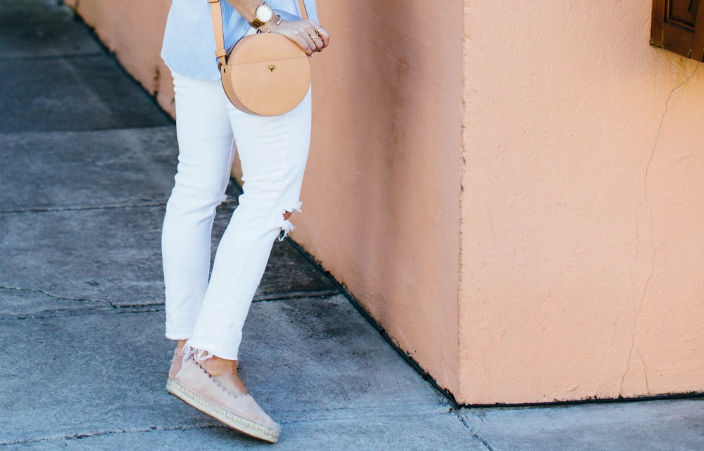 circle bag from Madewell // the modern savvy, a life & style blog