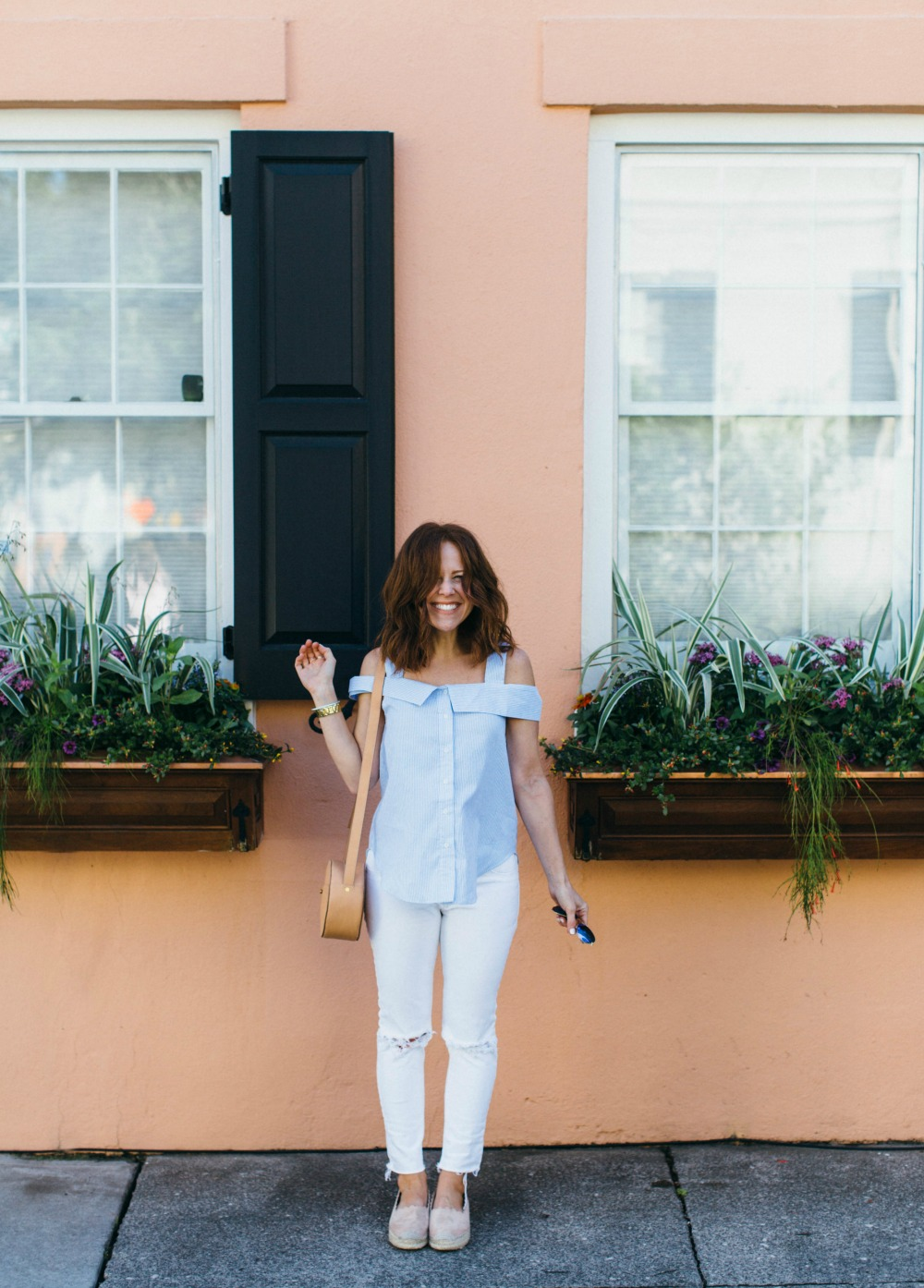 summer style in charleston // the modern savvy, a life & style blog