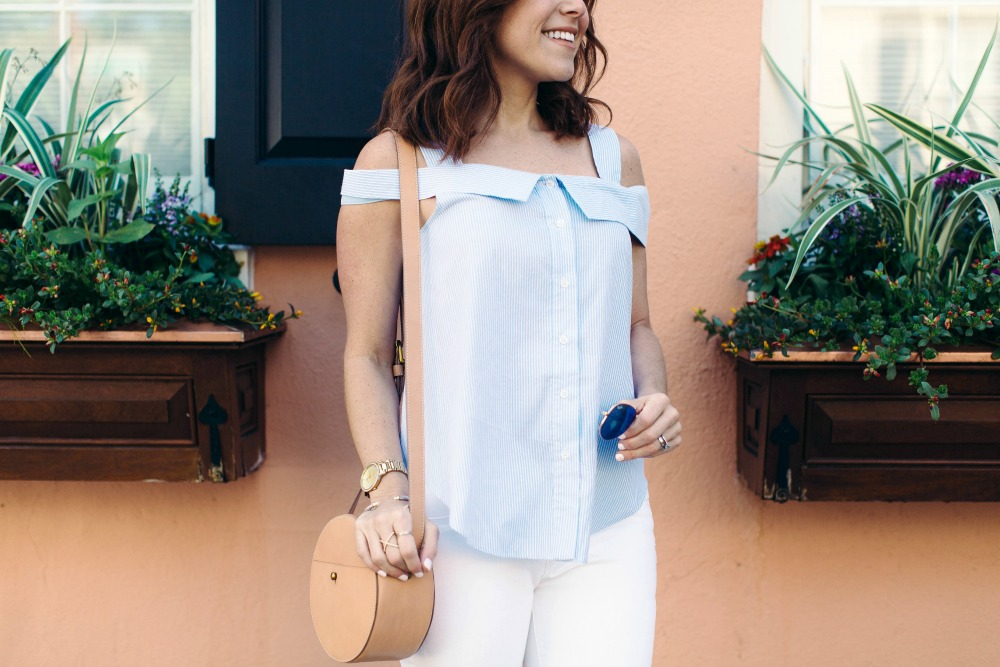Cute summer style that's easy to replicate! // the modern savvy, a life & style blog