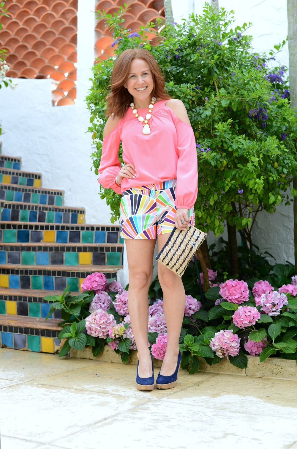 How to dress up shorts // the modern savvy