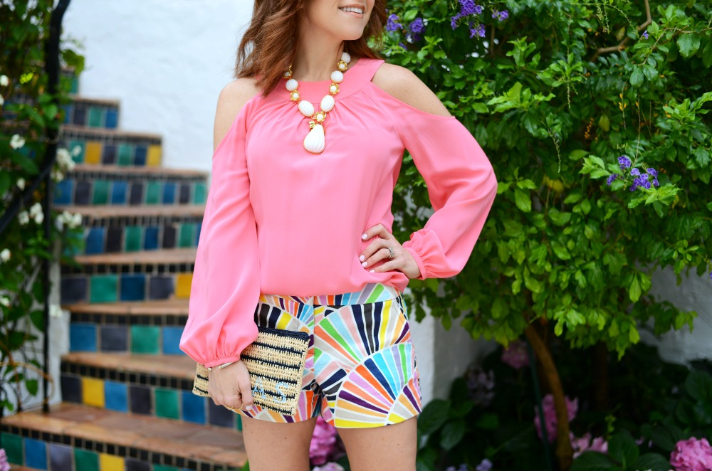 Brights and baubles // the modern savvy, a florida + style blog