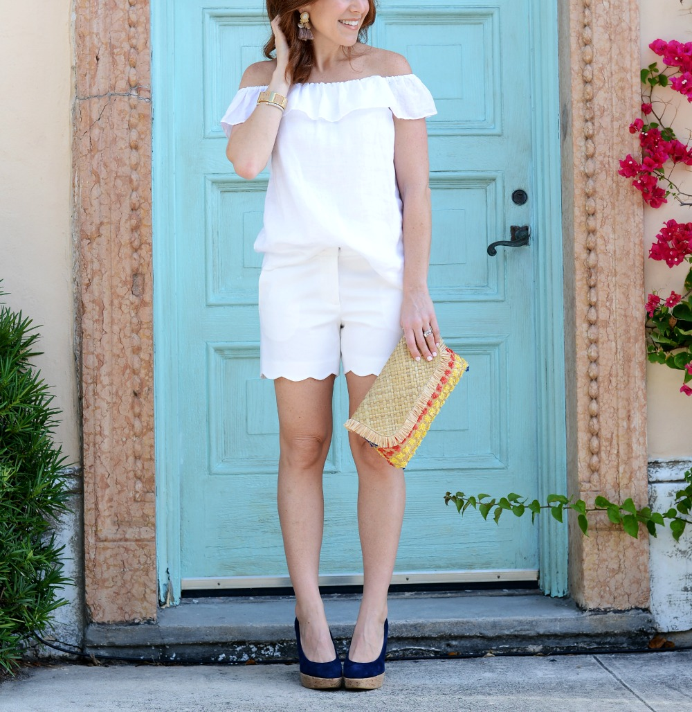 all white outfit inspiration // the modern savvy, a life & style blog