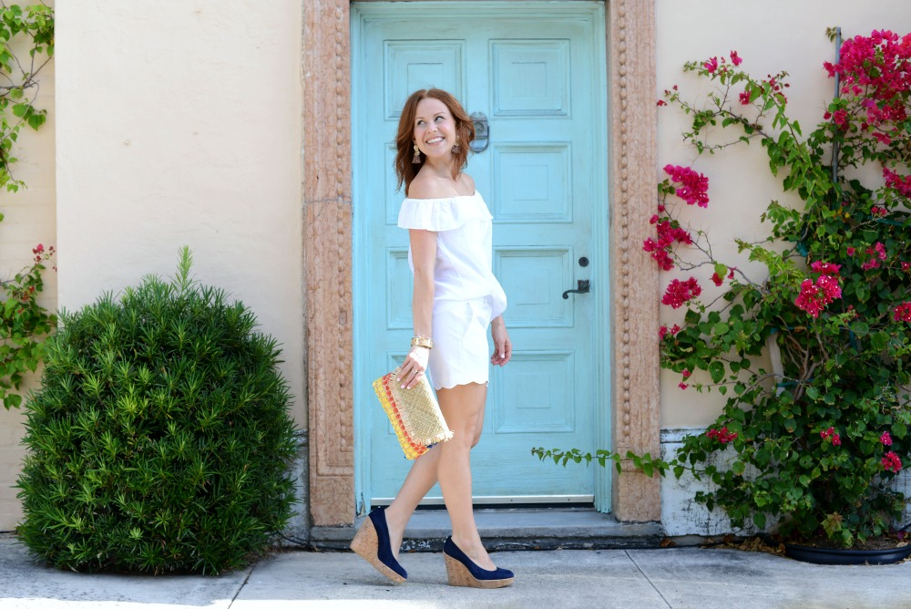 How to style your all white outfit // the modern savvy, a life & style blog