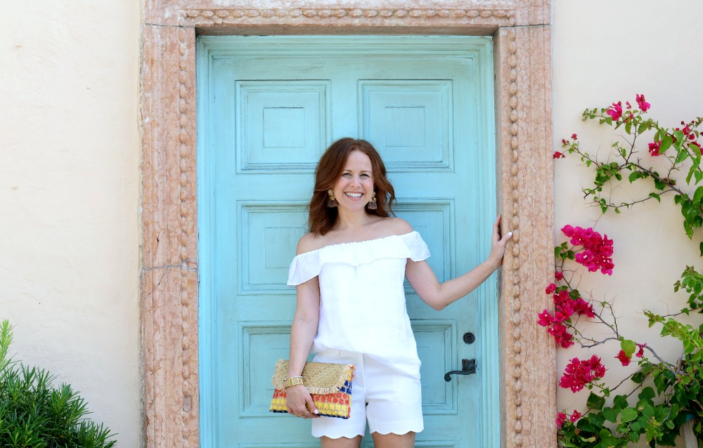 Summer style in Palm Beach, what to wear in Palm Beach // the modern savvy, a life & style blog