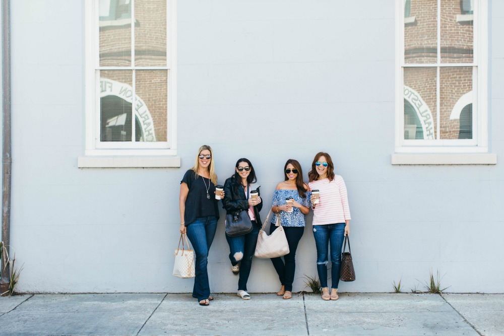 See, do, eat, drink & shop! // Girls Weekend Guide to Charleston - A Girls Weekend in Charleston by popular Florida travel blogger The Modern Savvy