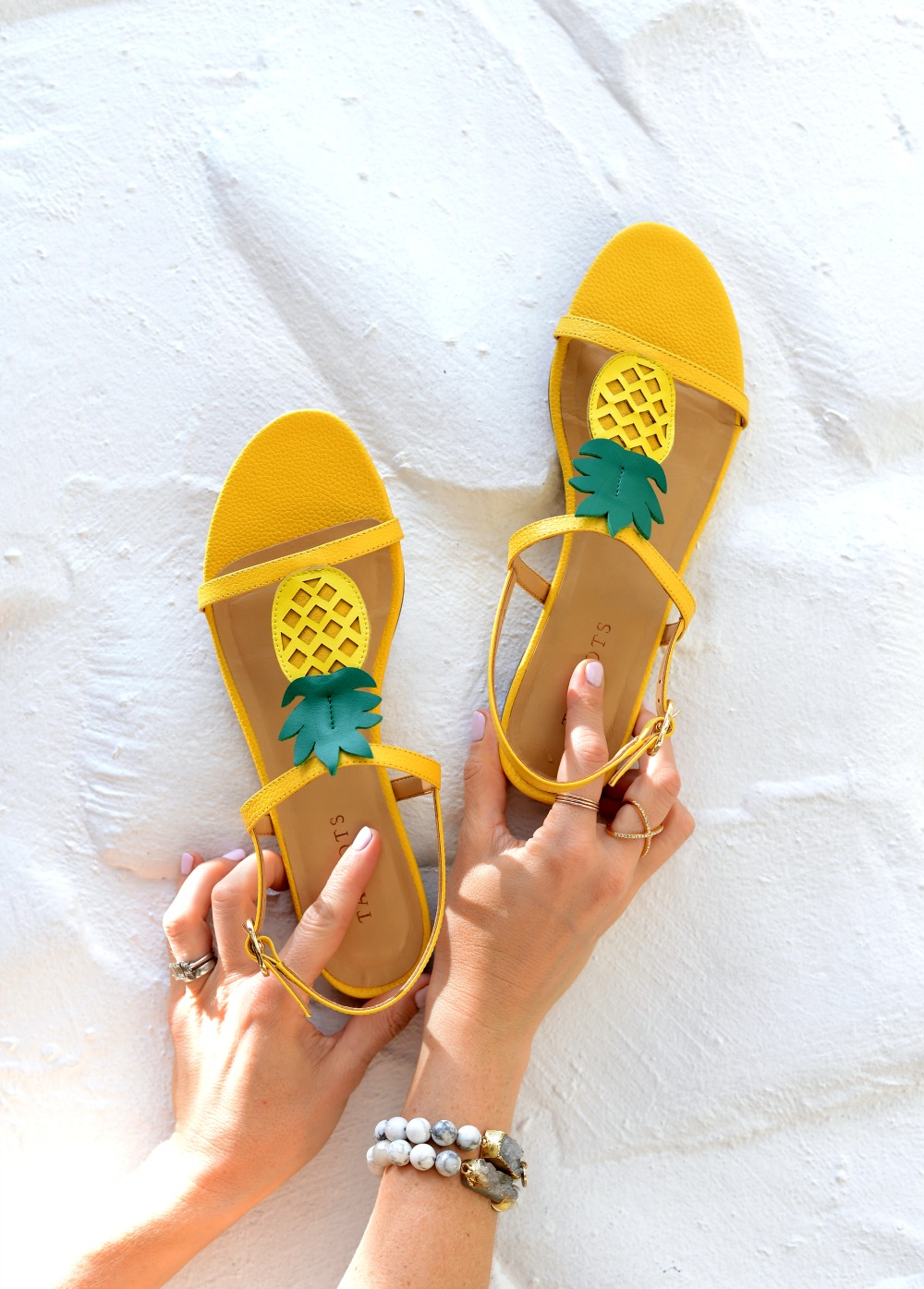 Pineapple flats // The Modern Savvy, a life & style blog