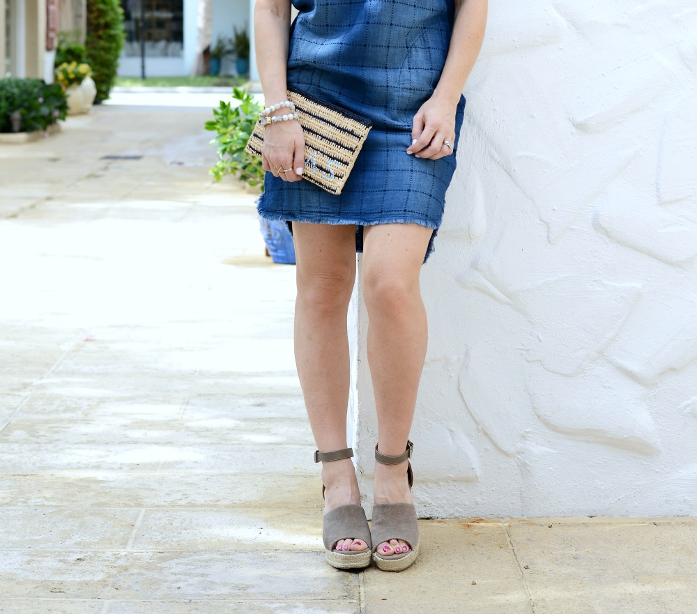 Casual summer style // the modern savvy