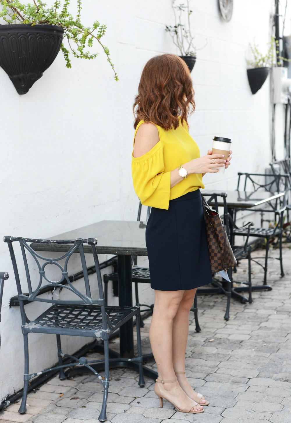 summer work style inspiration and outfit // the modern savvy