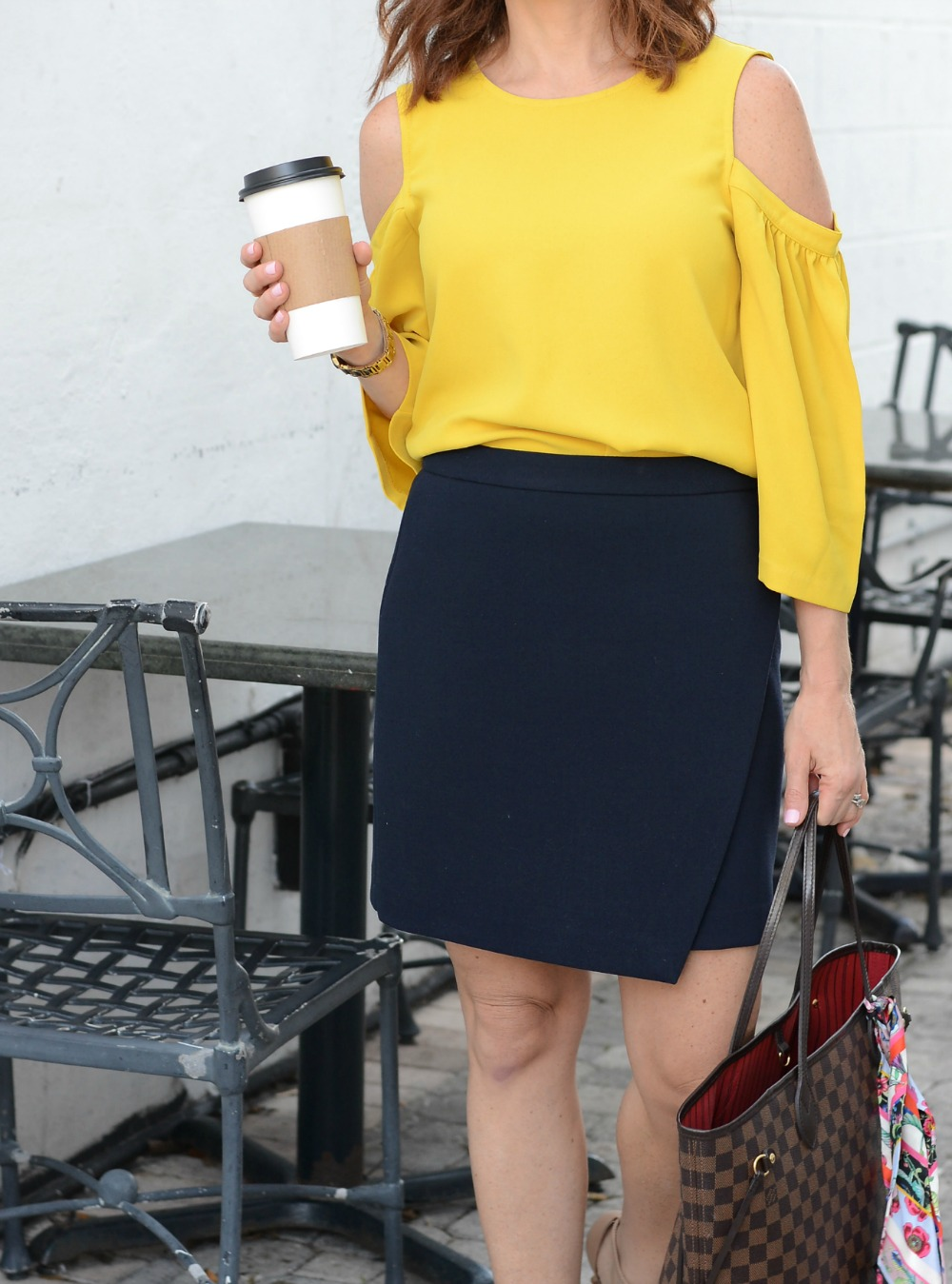 Florida blogger and mom shares her work outfit inspiration // the modern savvy