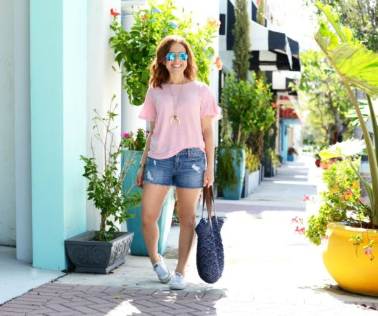 Weekend style inspo, and shorts that don't look like undewear (these and more) // the modern savvy