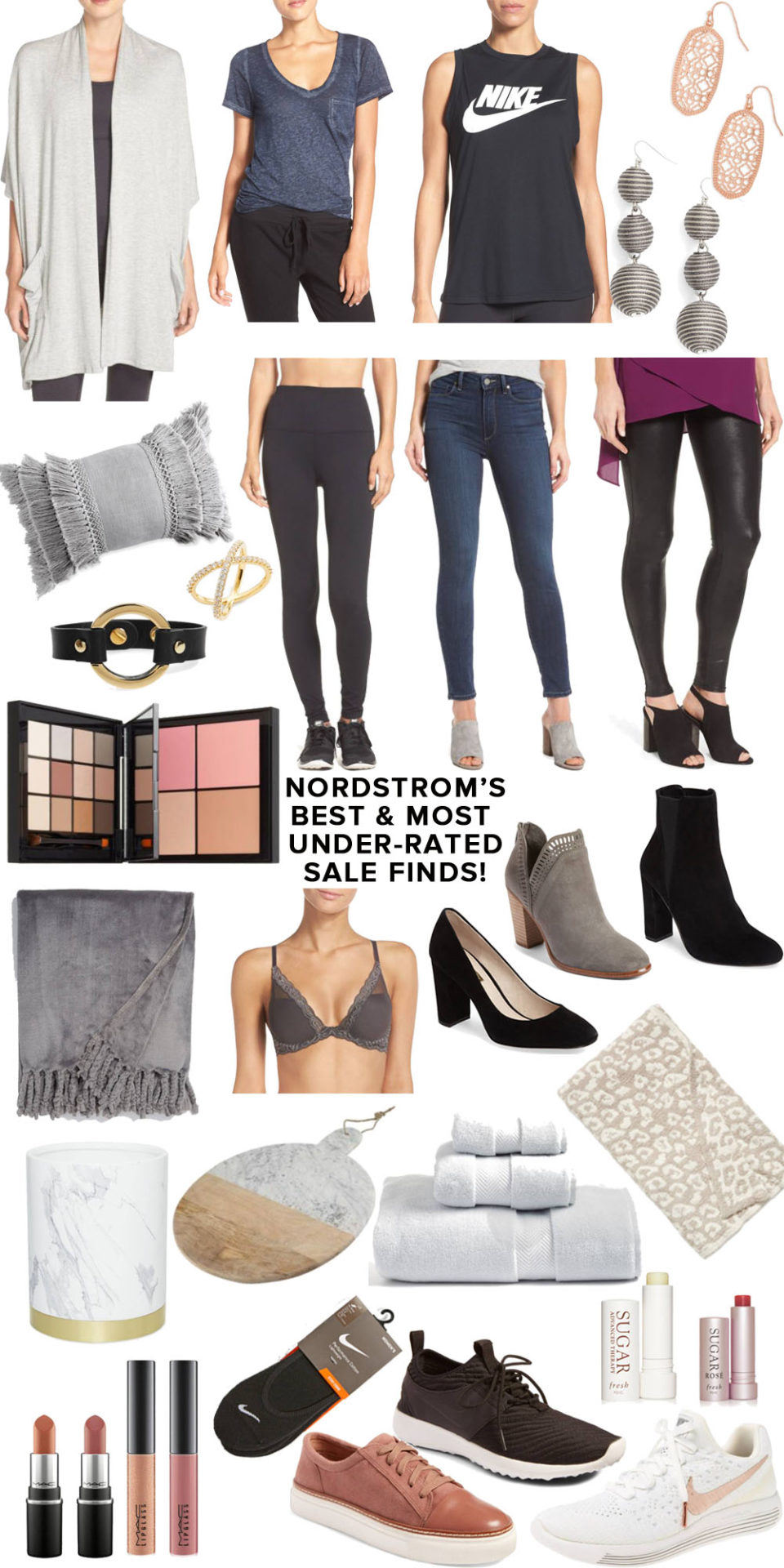 The Nordstrom Anniversary Sale's best and most under-rated items // the modern savvy