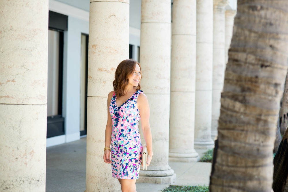 Embracing prints, color and all the fun