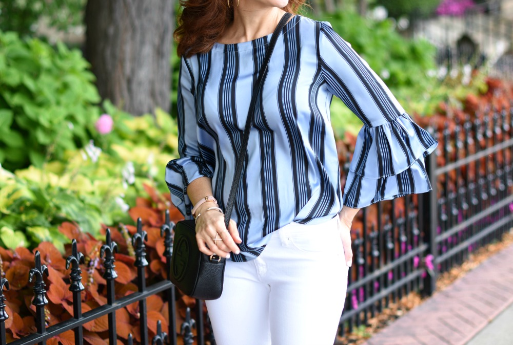 How to wear statement sleeves this fall