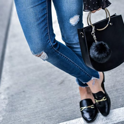 20+ Embellished and solid mules that will instantly add style to your fall look