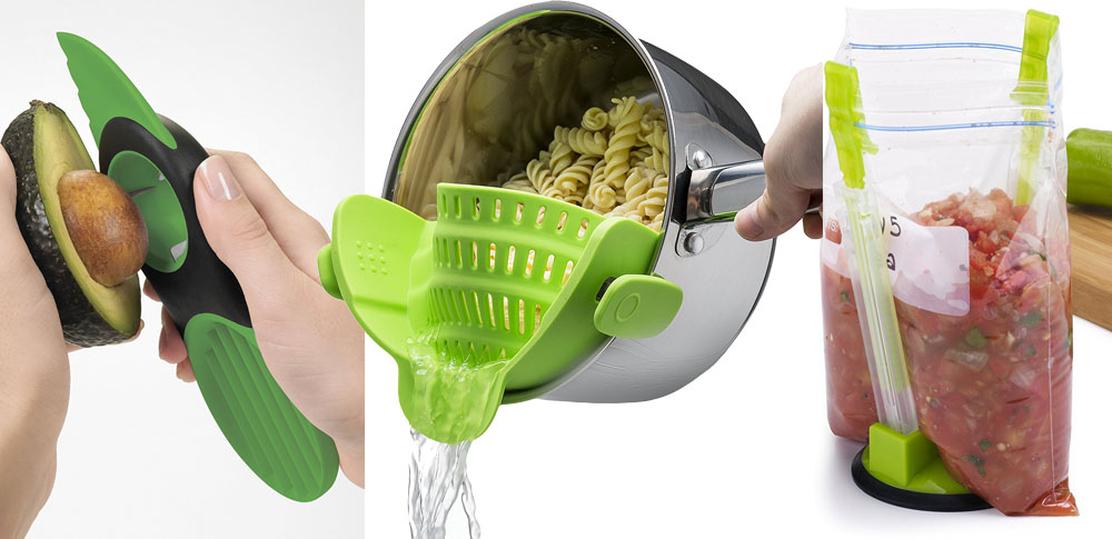 20 Genius, Super Useful Kitchen Tools | THE MODERN SAVVY