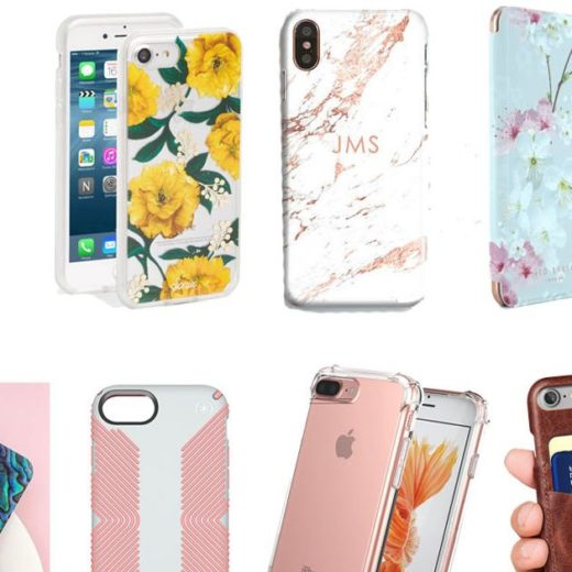 Fun, cute and functional cases for your iPhone 8 (most also come for iPhone 6 and 7) // the modern savvy
