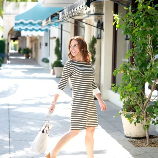 The throw on and go dress every girl needs // the modern savvy, a life & style blog