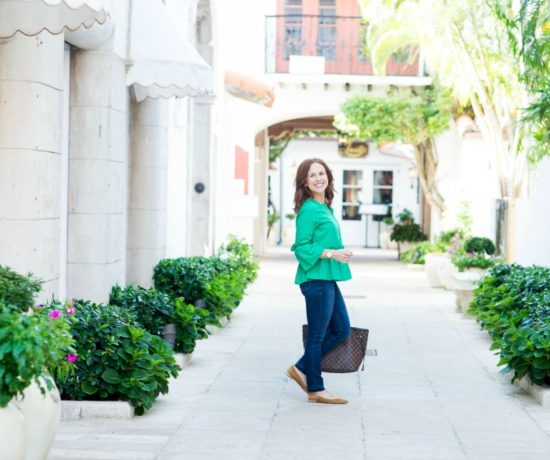 Everyday work from home mom style // the modern savvy