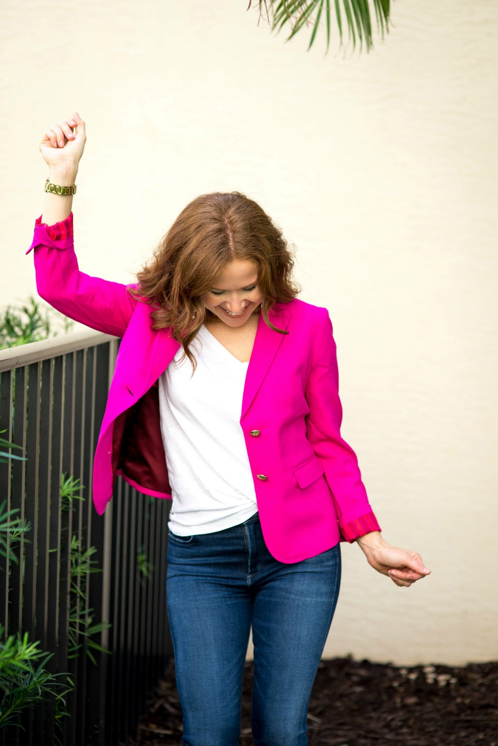 The Pink Blazer you Need in your life