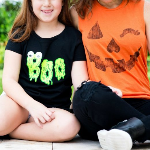 20+ Seriously Fun, Cute Halloween Tees for You (and a little one!) // the modern savvy, a life & style blog