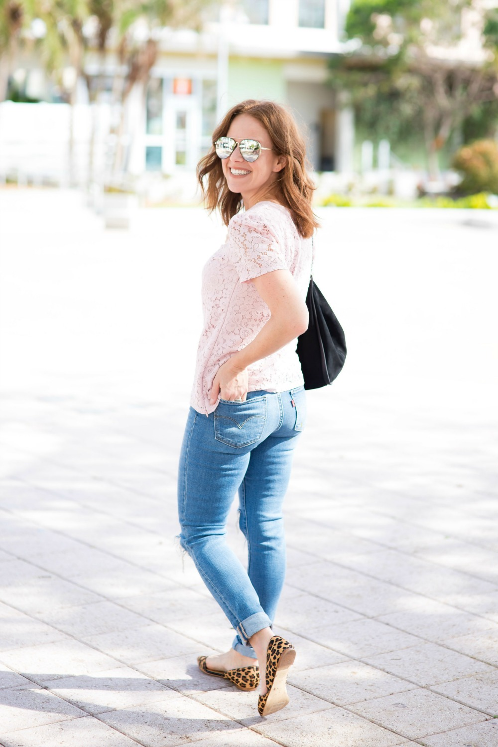 Girl on the go style, in West Palm Beach // the modern savvy, a life & style blog