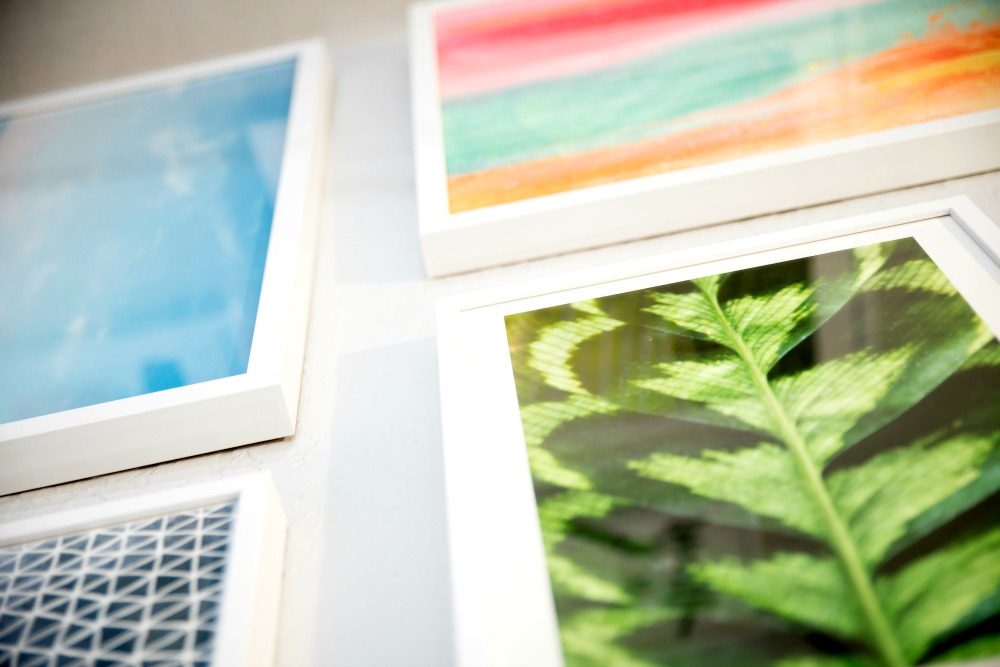 Contemporary gallery wall inspiration and how to replicate