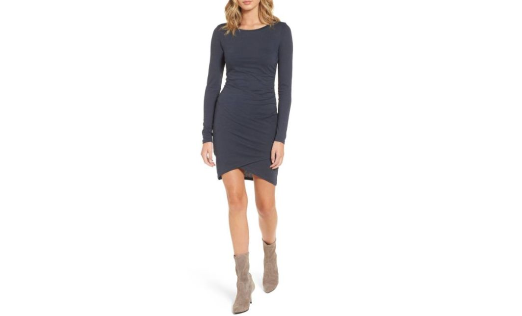 Leith long sleeve dress -- the ultimate dress for every occasion