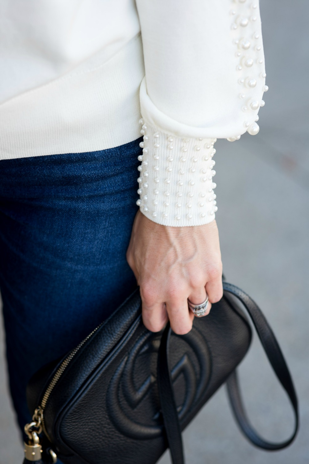All about the pearl details // @themodernsavvy