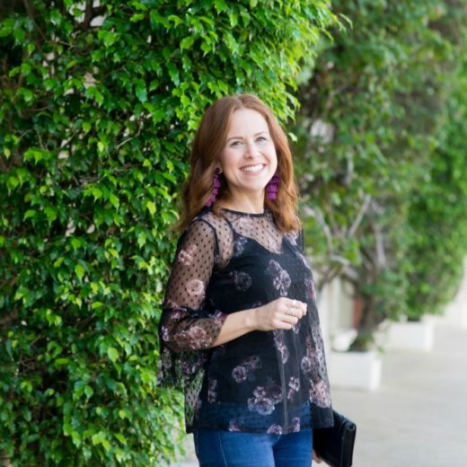 Alyson of The Modern Savvy talks holiday style
