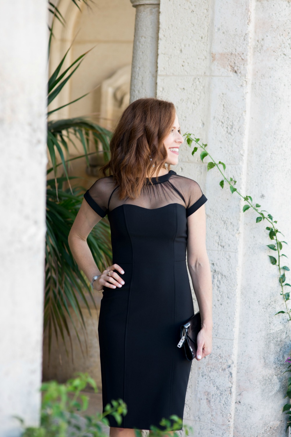 Maggy London | Nordstrom | Two Cute Holiday Party Dresses featured by top Florida fashion blog The Modern Savvy