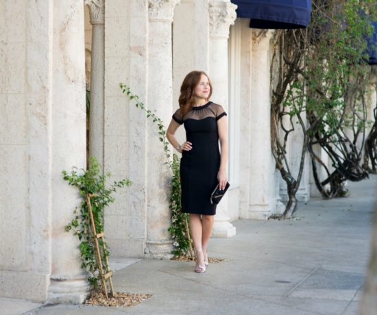 Gorgeous cocktail dresses for the holiday season // click through to check out the modern savvy, a florida based lifestyle blogger and mom of two