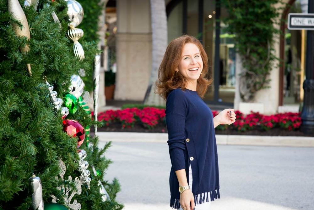 December in Palm Beach on Worth Avenue, What to Wear