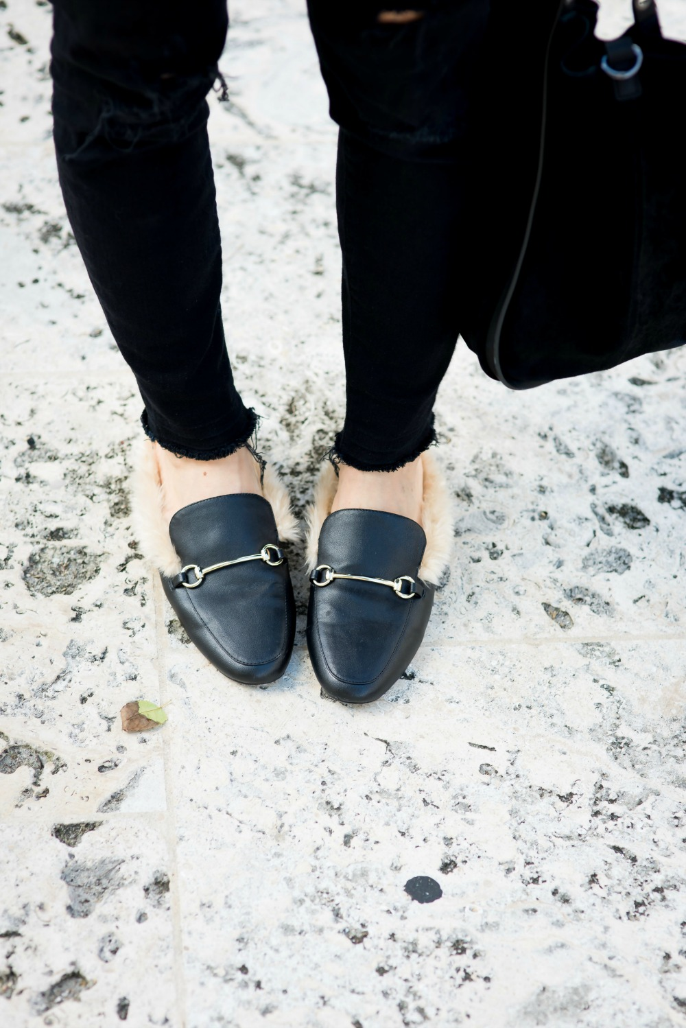 Gucci loafer dupes // the modern savvy