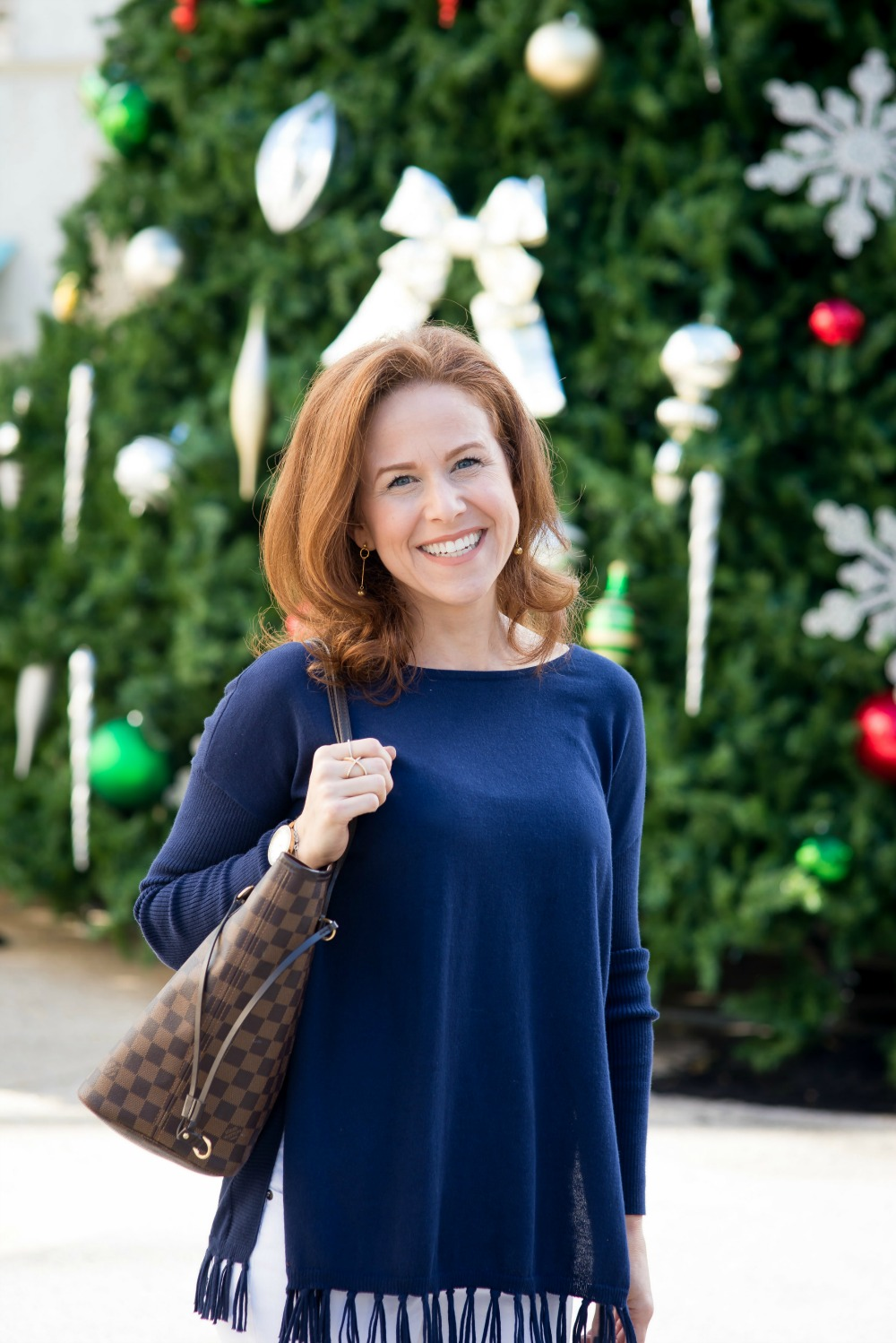 Alyson Seligman, a life & style blogger, CEO, mom of two