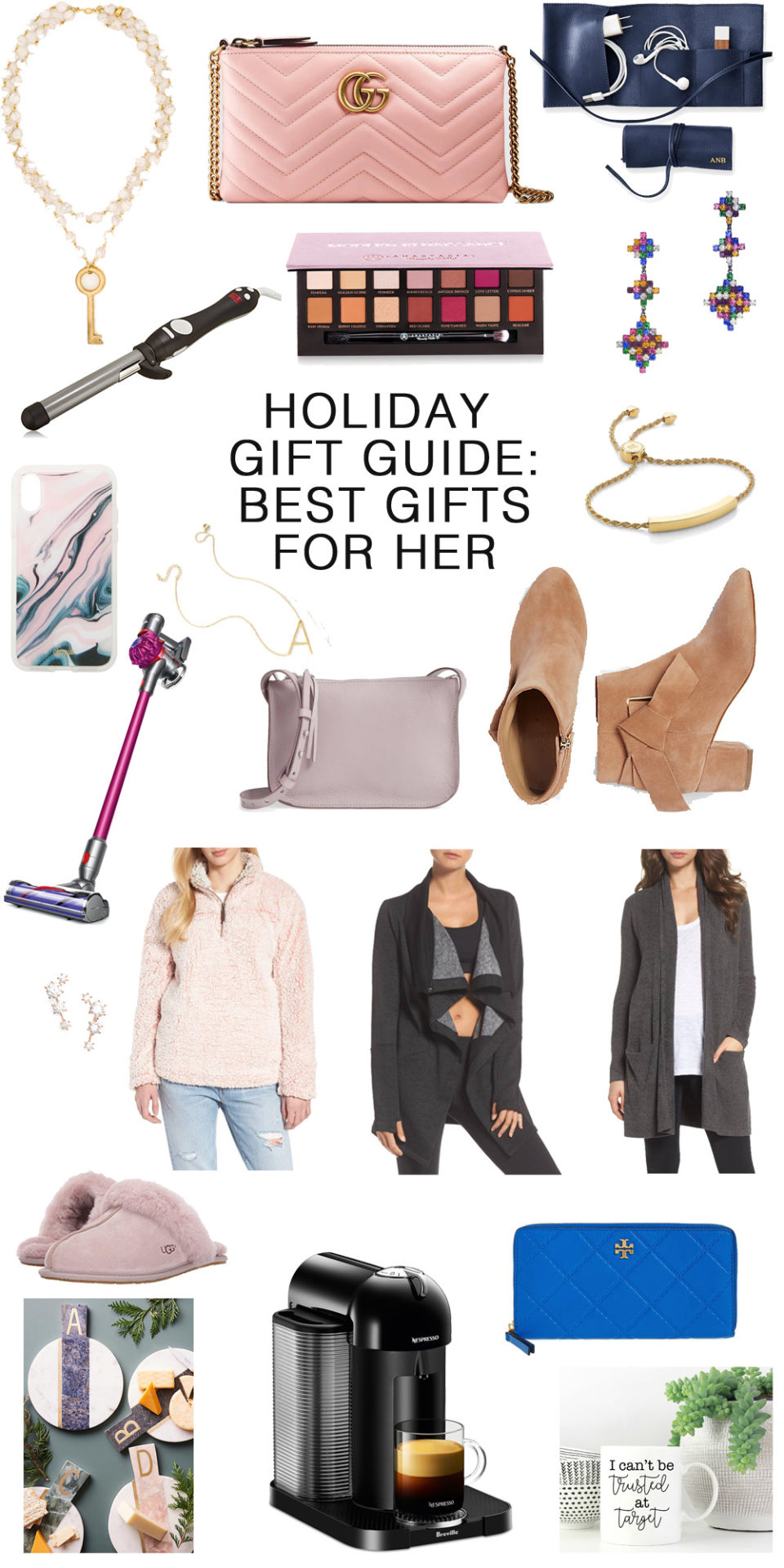 Awesome Gift Ideas for Her 2017 // the modern savvy
